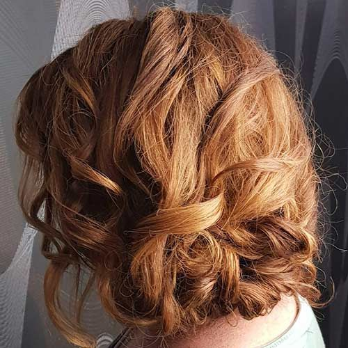 Красно-коричневые и медные перья