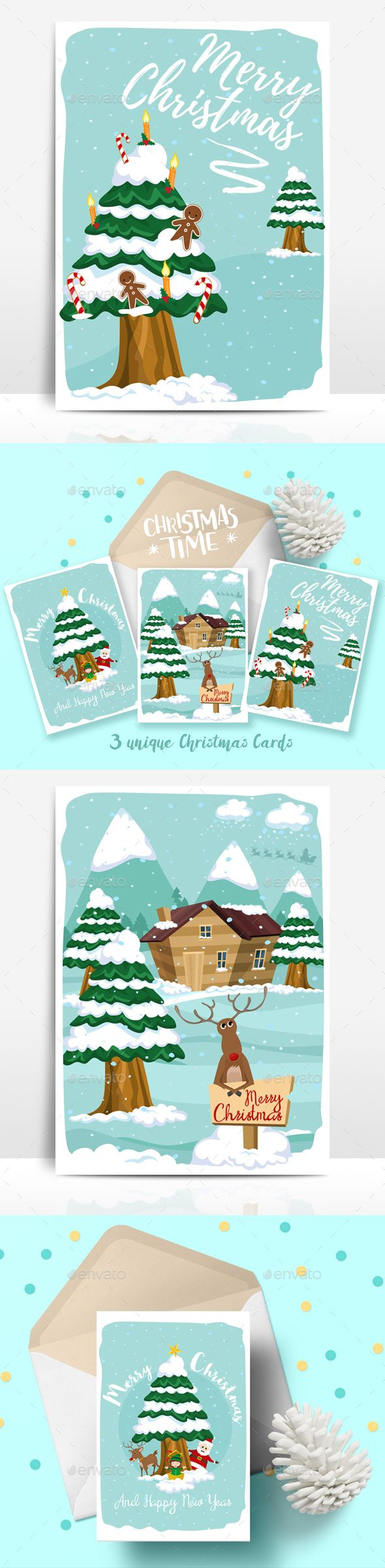 The 13 best images about christmas card on pinterest christmas christmas cards kristyandbryce Image collections