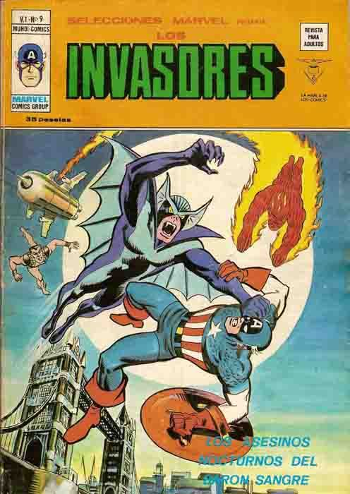 Selecciones Marvel V.1 nº 9