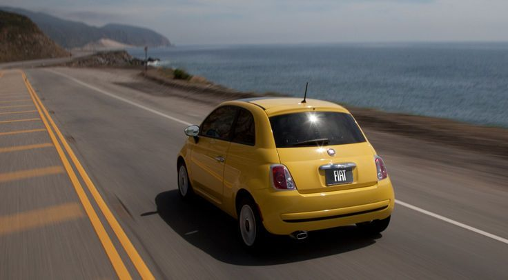 2013 FIAT 500 Pop | Fuel Efficient and Fun to Drive | FIAT USA