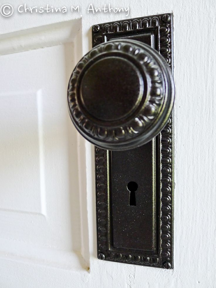 13 Best Inspiration Doorknobs Images On Pinterest Lever