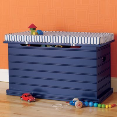 Love This Toy Chest From Land Of Nod. Right Now Itu0027s In Our Sonu0027s Room