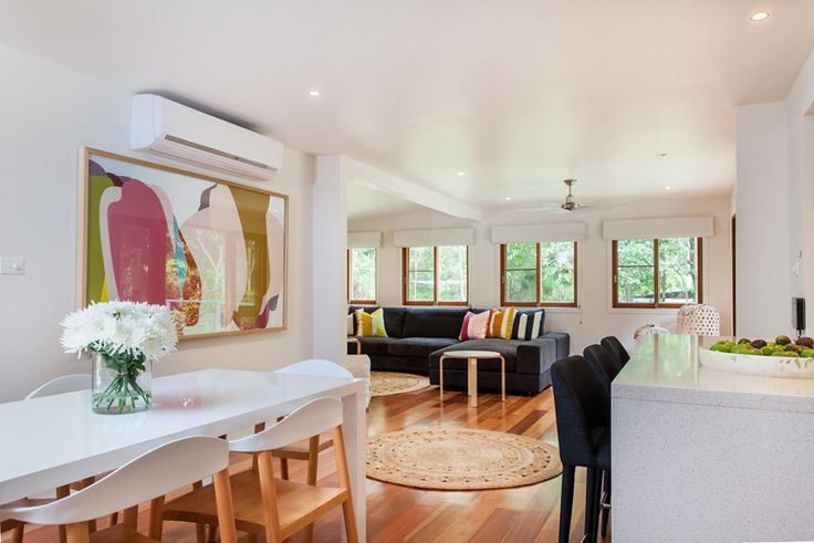 The Rainforest, a Luxico Holiday Home - Book it here: http://luxico.com.au/therainforestbyronbay