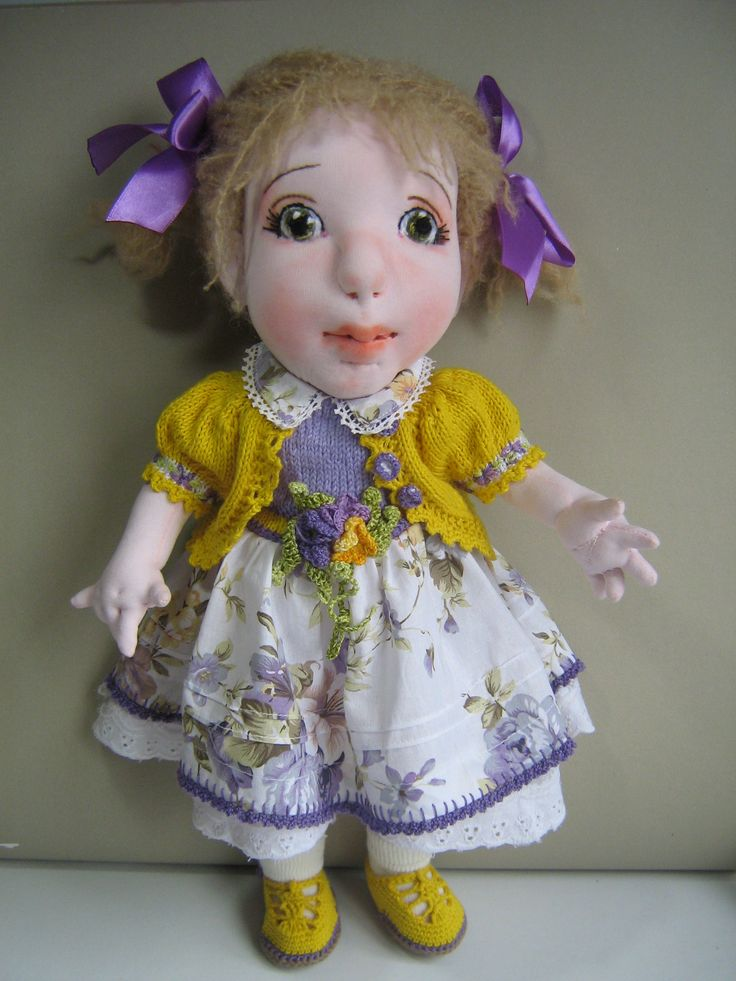 """Maria Negreanu a adăugat 5 fotografii noi. 23 februarie la 20:04 · editat ·  ELISA , anotter cute doll a18"""" . Her body is made of soft cotton,stuffed with non alergic polyester vadding.ttps://www.etsy.com/shop/InaBoutiqueHandmade…"""
