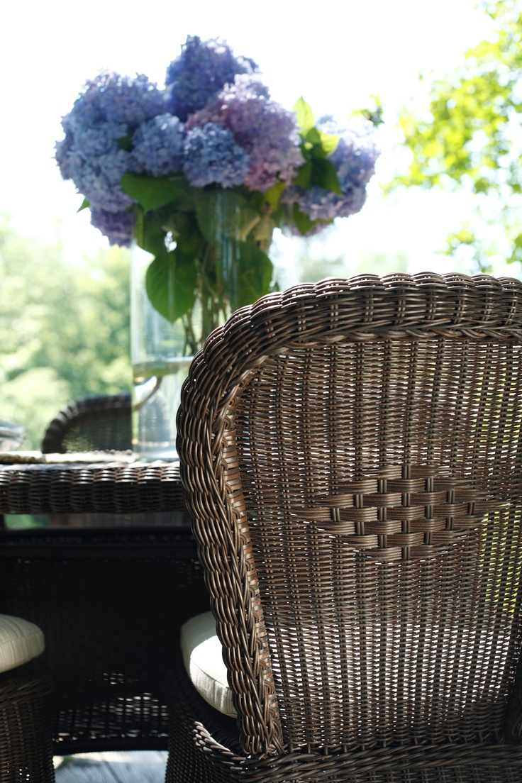 Looking For Luxury Outdoor Furniture? Our Classic Wicker Collection  Features The Exclusive Summer Classics Diamond