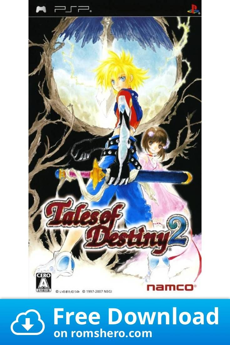 Download Tales Of Destiny 2 Playstation Portable Psp Isos Rom