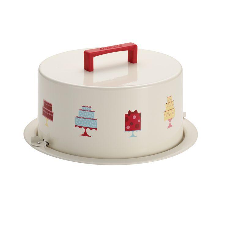 Cake Boss™ Cake Carrier (taart drager) voor cupcakes en ander klein gebak.