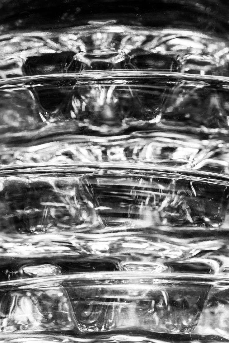 perceptions - stacked glass bowls