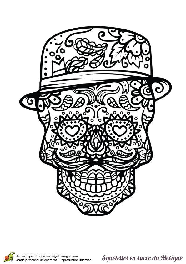 17 meilleures id es propos de tatouages de cr ne - Rideau tete de mort ...