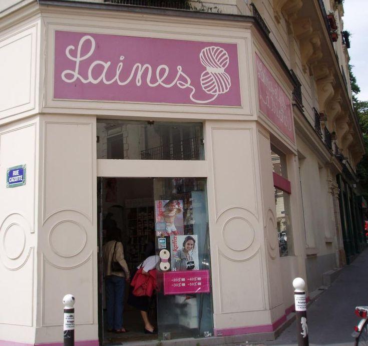 Chatmaille -  2, rue Cazotte Paris 75018 Tel: 01 42 54 51 09 Les heures d'ouverture : du mardi au samedi, de 11h à 18h30.  Du 15 septembre à mi-mai , le magasin est ouvert également  le lundi, de 14h 30 à 18h30. En juillet et août,il est conseillé de vérifier les horaires par téléphone