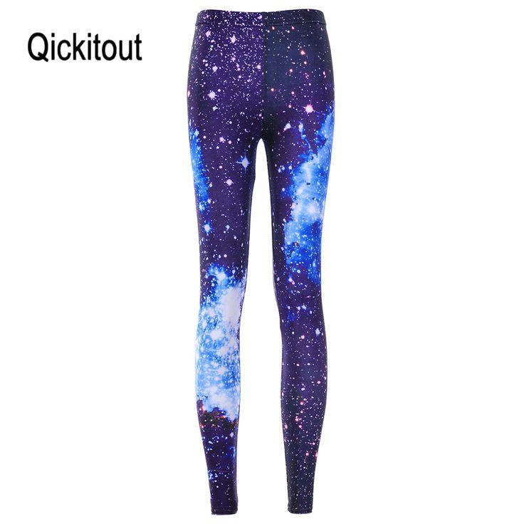 Galaxy Blue Printed Leggings  //Price: $14.99 & FREE Shipping // /    #leggings #jeggings #leggingslove #leggingsmania #skinny
