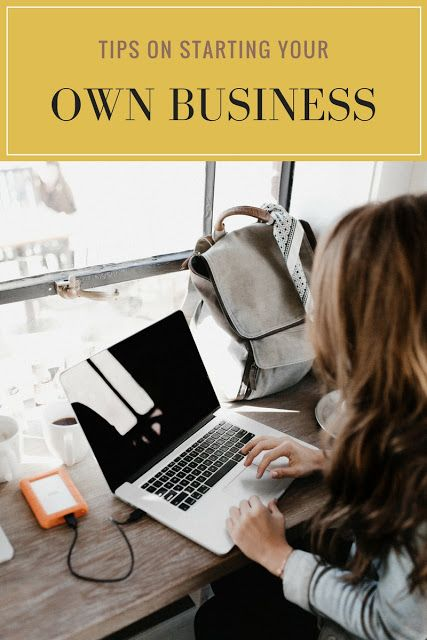 Side Street Style: Tips on starting your own business