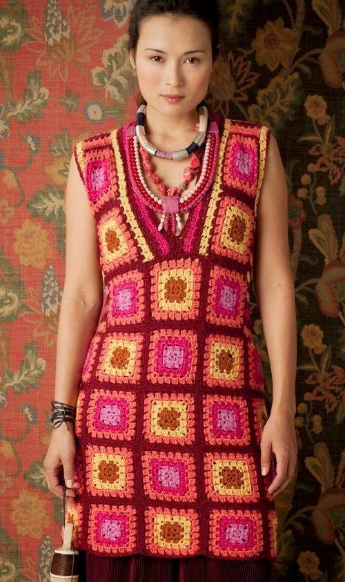 Ana Maria Braga - Crochet Colorido