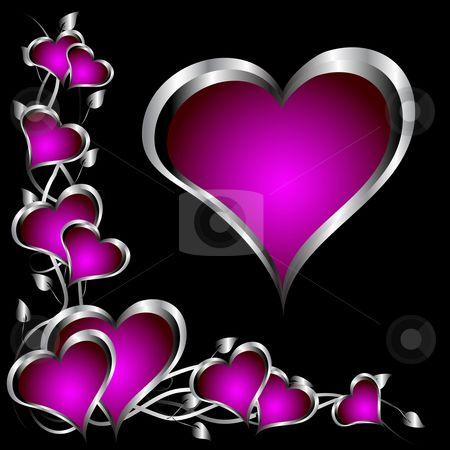 Purple Hearts Wedding 25+ best ideas ...