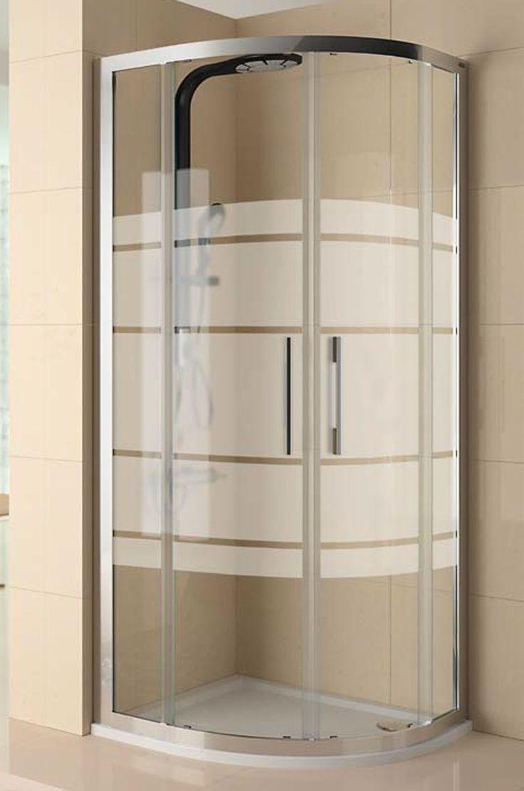 Mampara ducha decoraci n pinterest bath - Manparas de duchas ...