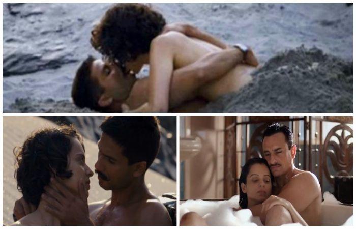 Shahid & #Kangana Steamy Romance Makes 'Yeh  Ishq Hai' Bold & Beautiful