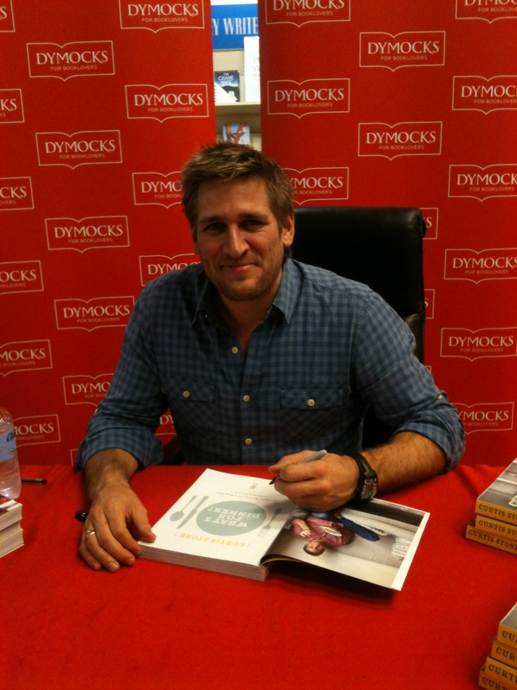 The very lovely Curtis Stone