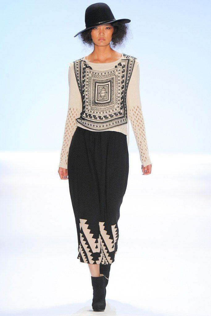 Мара Хоффман Fall 2012 Ready-To-Wear Коллекция фотографий - Вог