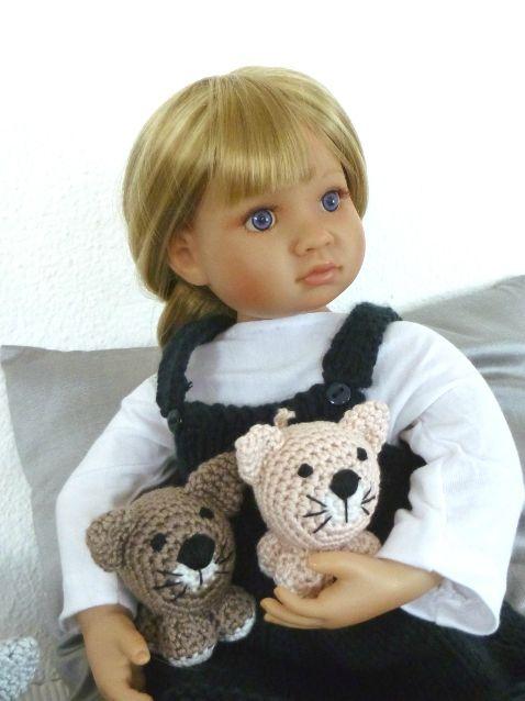 Mareike, Tinka, Nikola et leurs amies Kidz 'n' Cats racontent une histoire de chatons !