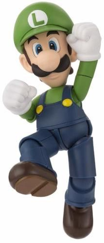 After much anticipation, everyone's favorite green plumber will be joining Tamashii Nation's super articulated action figure line. Welcome S.H.Figuarts Luigi! S.H.Figuarts advanced articulation allows for precise posing to bring the intense video game action to your fingertips. #bandai #actionfigure #collectible #toy