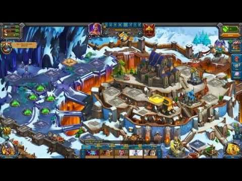 Nords Heroes of the North FB 2 - Nords Heroes of the North is a Free to Play, Online Strategy MMO [massively multi-player online] Game that draws its inspiration from age-old tales of Norse mythology like Thor and Odin
