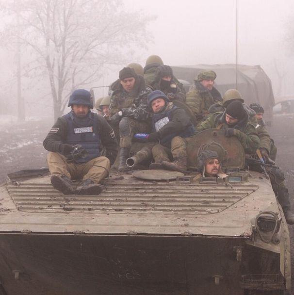 Военкоры России