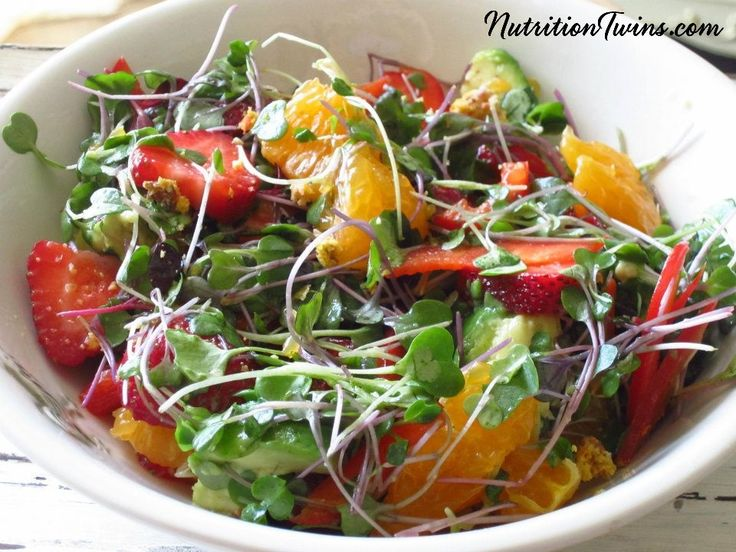 salad for lunch lose weight