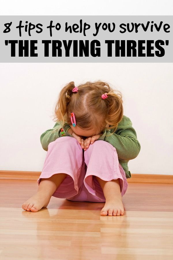 Whomever coined the phrase 'Terrible Twos' obviously didn't have a 3-year-old. Amiright? But thanks to this list of 8 practical tips, the 'Trying Threes' just got easier. For me, anyway!