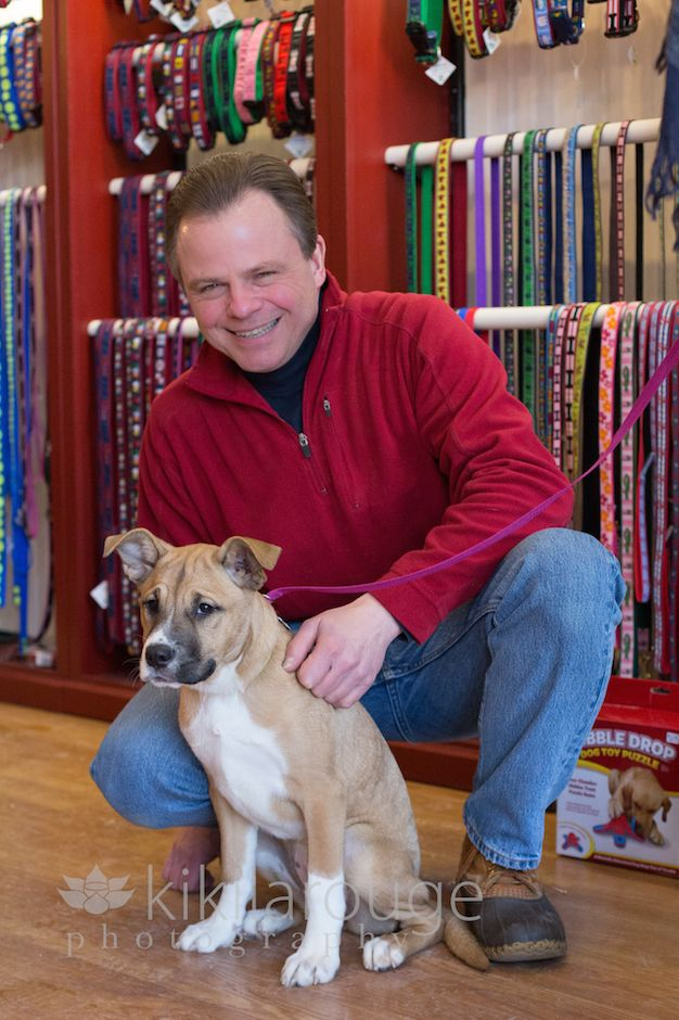 Last Hope K9 Adoption Event at Canine Cupboard in