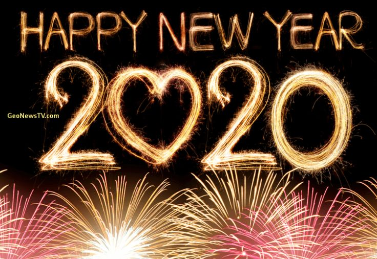 220+ Happy New Year 2020 Images HD Free Download (con