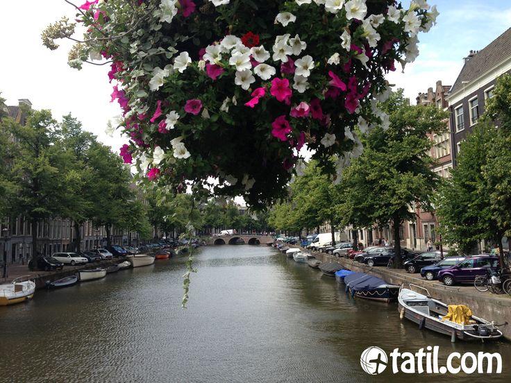 Amsterdam #tatilcomlacingeziyor