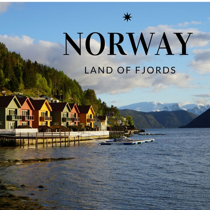 Land of the Fjords: Tips for Planning a Trip to Norway | tipsforfamilytrips.com