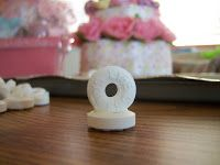 When Pigs Fly: Baby Shower Project - Lifesaver Pacifiers