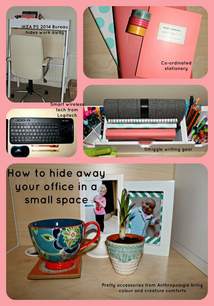 Top Tips for creating a home office in your bedroom