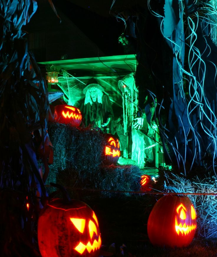 halloween yard haunts haunted eves halloween blog halloween past