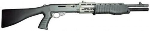 Franchi SPAS-12 with fixed stock - 12 GaugeLoading that magazine is a pain! Get your Magazine speedloader today! http://www.amazon.com/shops/raeind