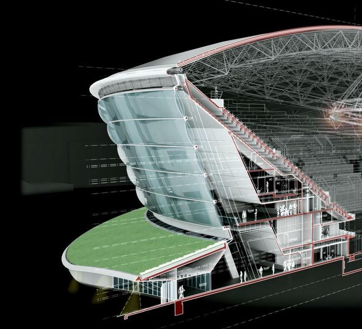 stadium architecture thesis