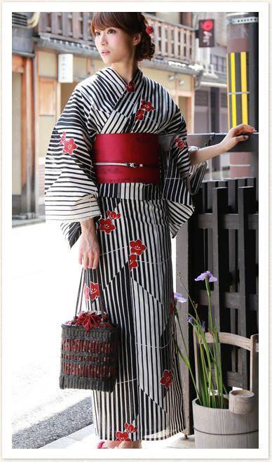 Summer Kimono, Yukata