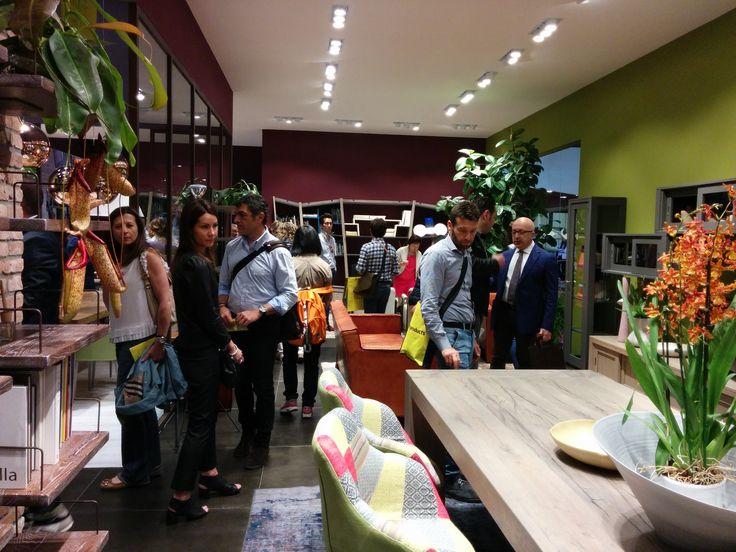DEVINA NAIS at #salonedelmobile2015  #MilanDesignWeek