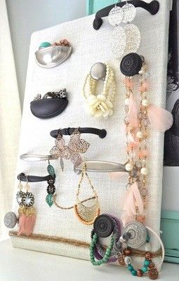 Jewelry - earrings with door handles