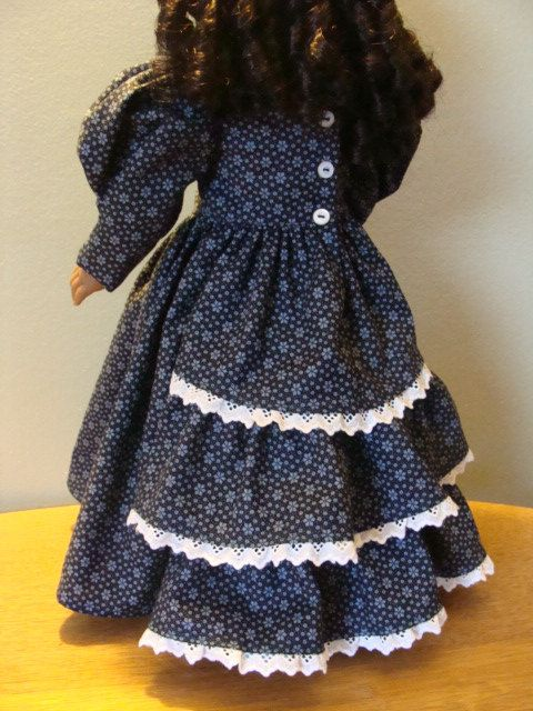 Love the 3 tier ruffle back- AG doll clothes