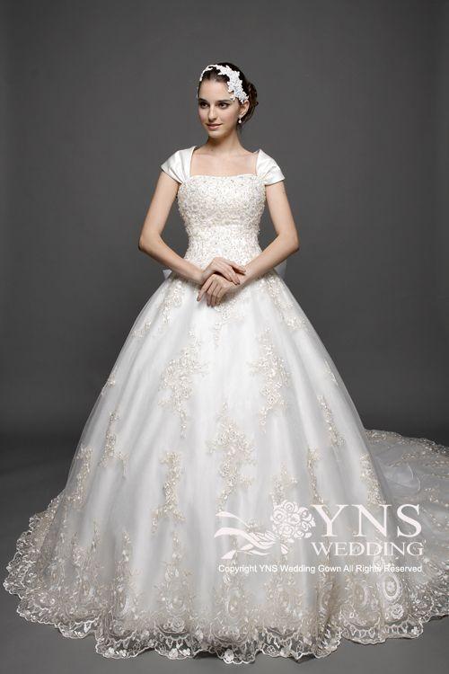 [SR12933]ウエディングドレス LaVenie Collection|ウェディングドレスのYNS WEDDING