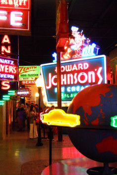 Like neons? The American Sign Museum is the only public sign museum in the USA and it's located right here in Cincinnati!
