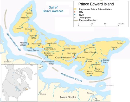 Prince Edward Island, I want to see the whole Island, especially Where Anne of Green Gables was filmed!
