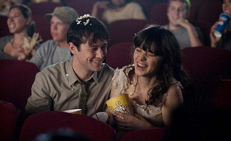 (500) Days of Summer: Revenge is writing a film about the girl who dumped you | Mail OnlineFilm, 500 Dia, Summer, New Girls, Zooeydeschanel, Zooey Deschanel, 500 Jour, Favorite Movie, People