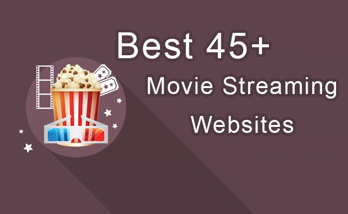 Movie streaming websites are great online free movies source. Movie lovers watch movies online. All top free movie streaming sites list.