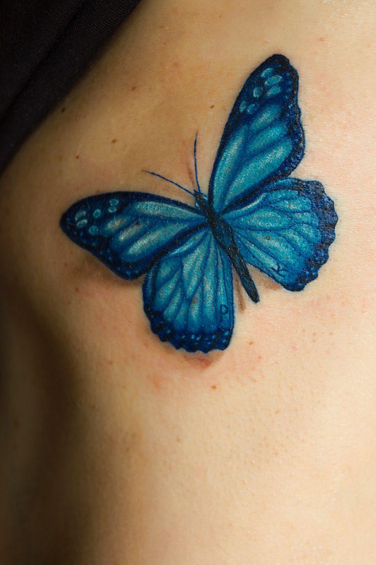 tatuagem de borboleta 2
