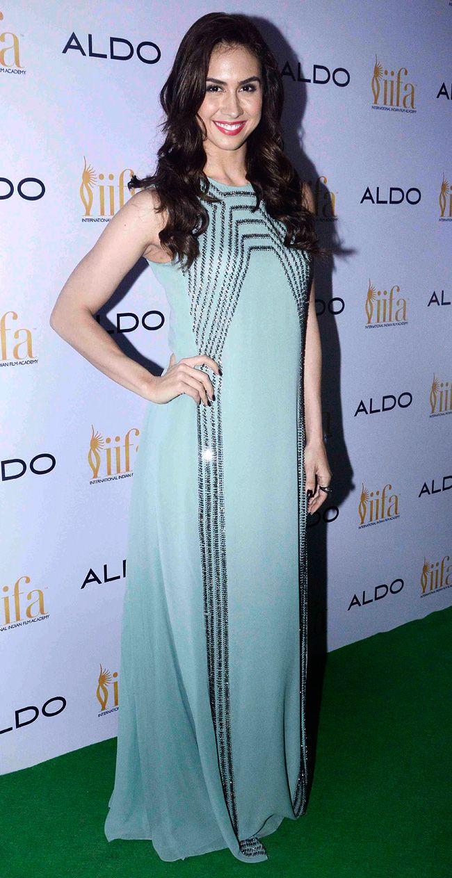 Lauren Gottlieb at Aldo-IIFA event. #Bollywood #Fashion #Style #IIFA #Beauty