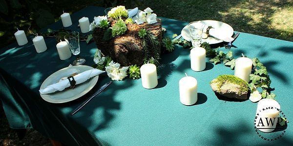 natural wedding store in celtic style