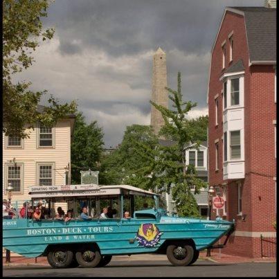 Duck Boat Tours  Boston  Ma
